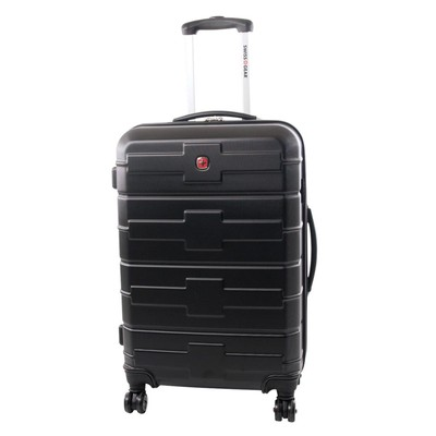"Swiss Gear Cross Collection 24"" Upright Expandable 8 wheel Spinner"