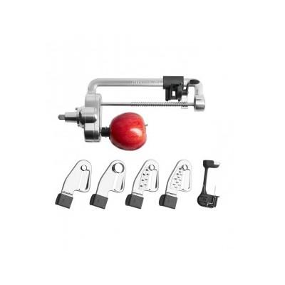 Stand Mixer Spiralizer Accessory - Peel/Core/Slice