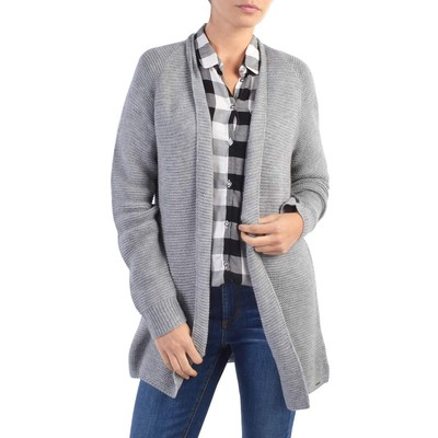 ONLY       MARCELLA OPEN LONG CARDIGAN