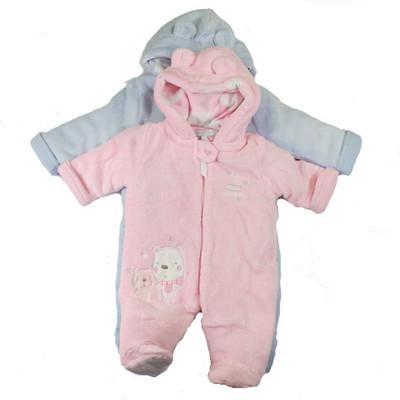 Baby Fleece Plush Pram