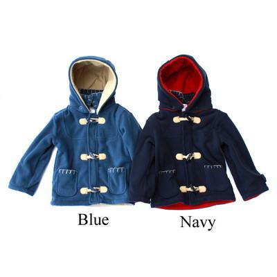 Kid's Micro Polar Fleece Jacket