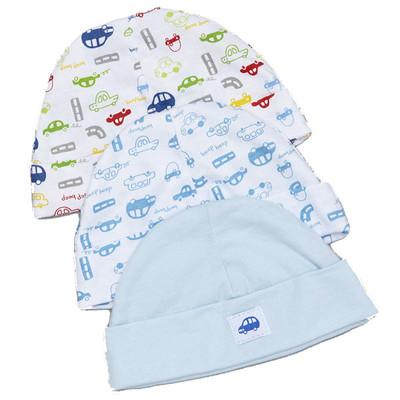 Baby 3 Pack Baby Caps