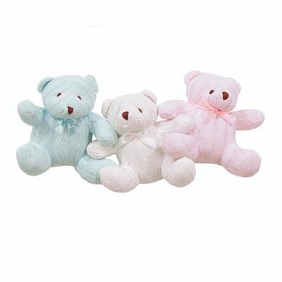 Baby Cable Knit Teddybear
