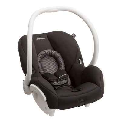 Maxi-Cosi Mico Max 30 Infant Car Seat - Black With White Shell