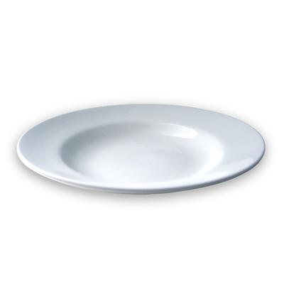 Iceberg Bone China Round Platter