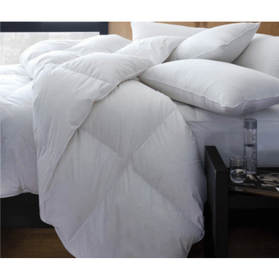 Percale Synthetic White Duvets