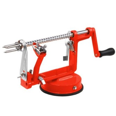 Apple, Potato, Pear 3 in 1 Peeler. It peels, slices and core removal