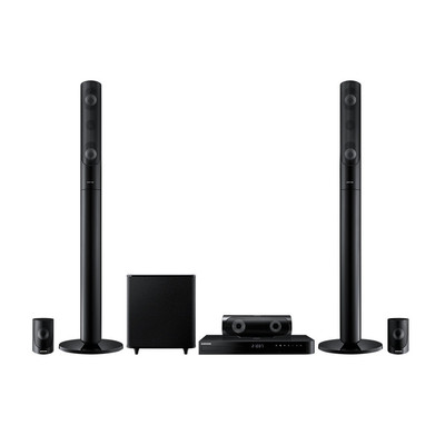 Samsung HT-J5530 5.1 Channel 3D Blu-ray Home Theater System (HT-J5530/ZC)