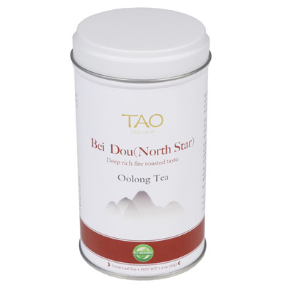 BEI DOU OOLONG TEA, 42G LOOSE TEA TIN