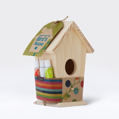 Seedling Design Your Own Bird's House