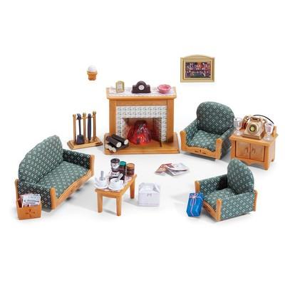 Calico Critters Deluxe Livingroom Set