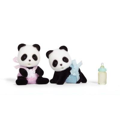 Calico Critters Wilder Panda Twins