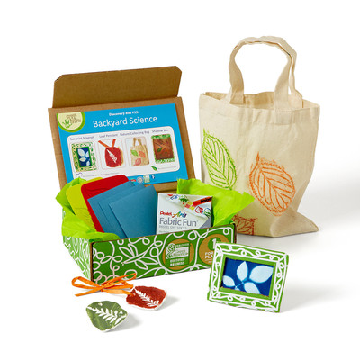 Green Kid Crafts Backyard Science Discovery Box