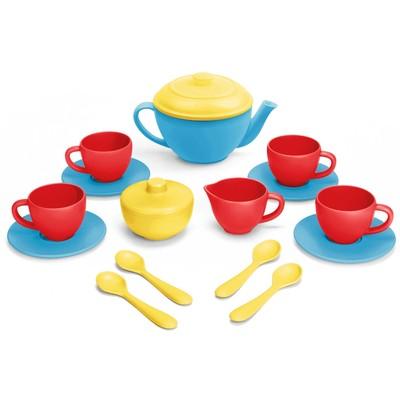 Green Toys Tea Set (Blue)
