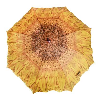 Austin House Sunflower 8 Panel Stick Umbrella