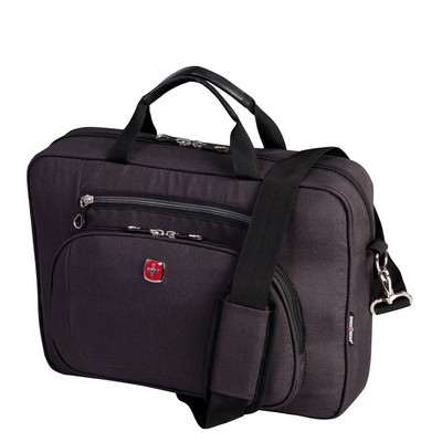 "Swiss Gear Top Load 14"" Laptop Case with RFID Pocket"
