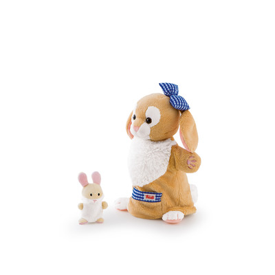 Puppet Rabbit with Baby