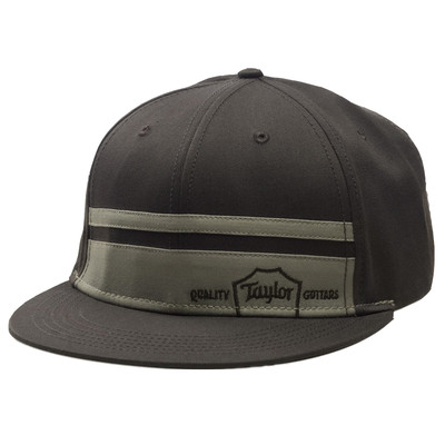 Taylor Contrast Cap - Charcoal - Taylor Guitars - Taylorware, Home and Gifts - 00381