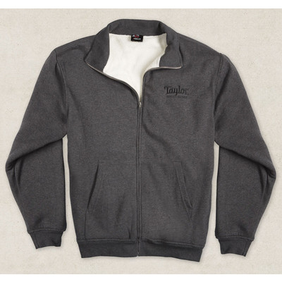 Taylor Sherpa Lined Jacket - Charcoal, Large - Taylor Guitars - Taylorware, Home and Gifts - 39506