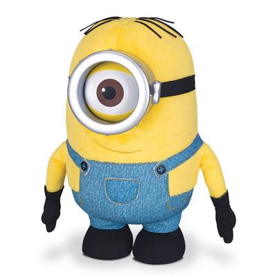 Minions Huggable Plush Buddy - Stuart - Minions - 20041