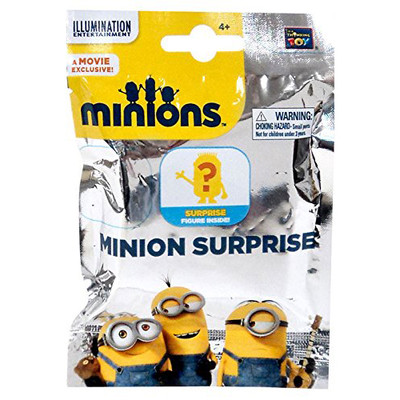 Despicable Me 2 Mystery Mini Figure Pack - Minions - 20133