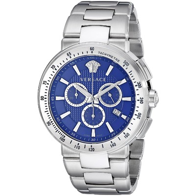 Versace Men's VFG120015 Mystique Stainless Steel Watch