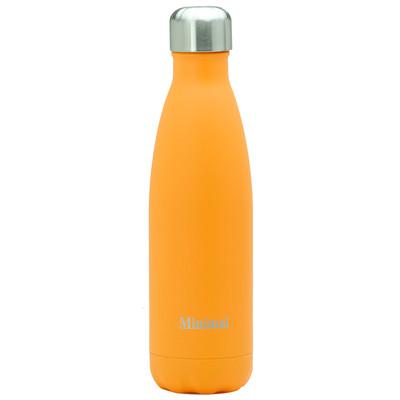 Stainless Steel Insulated Bottle - 500ml Orange