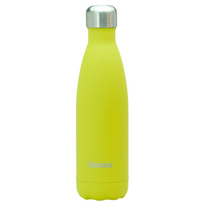 Stainless Steel Insulated Bottle - 500ml Green