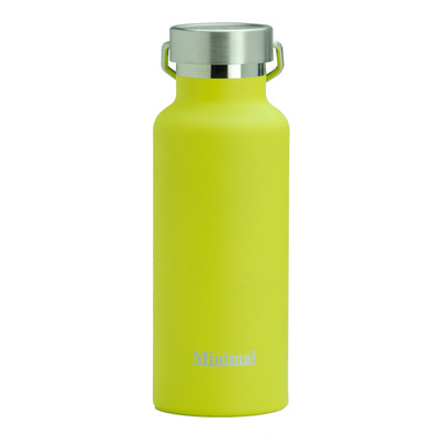 Stainless Steel Insulated Flask - 500ml Green