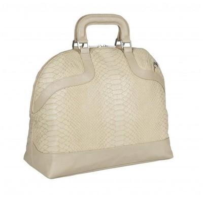 Lassig Bowler Snake Beige Diaper Bag
