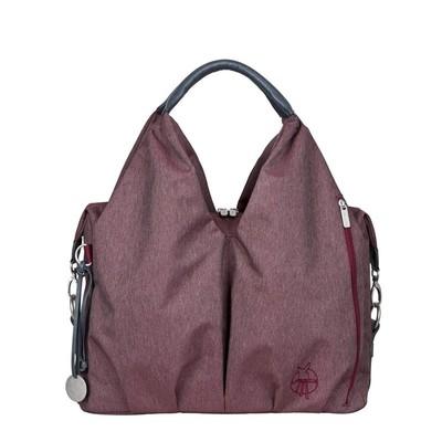 Lassig Neckline Bag - Burgendy