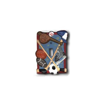 Sports Wall Plate for Kids
