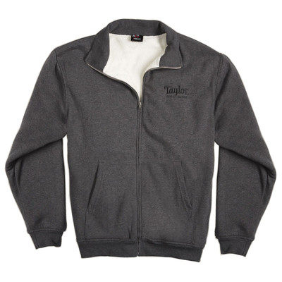 Taylor Sherpa Lined Jacket - Charcoal, XL - Taylor Guitars - Taylorware, Home and Gifts - 39507