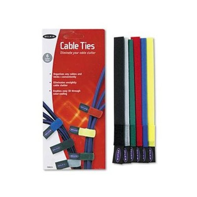 Belkin Cable Ties - Eliminate your Cable Clutter - F8B024