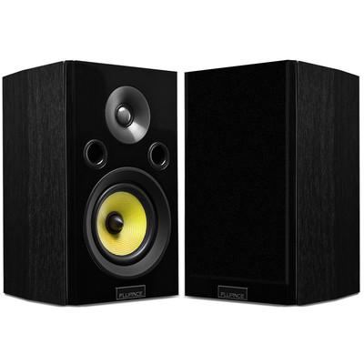 Fluance Signature Series HiFi Two-way Bookshelf Surround Sound Speakers (HFS) (061783263532)