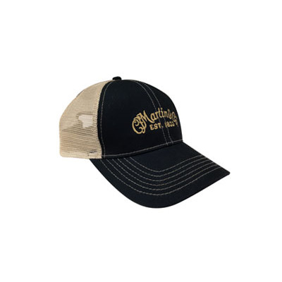 Martin Mesh Baseball Hat with CFM Logo - Martin Guitar - 18H0001