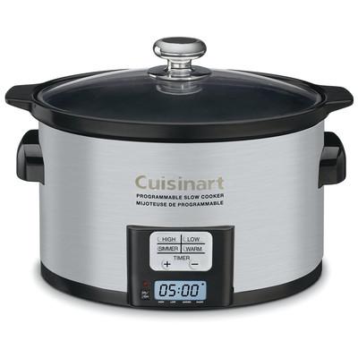Cuisinart 3.5 Quart Programmable Slow Cooker (PSC-350C)