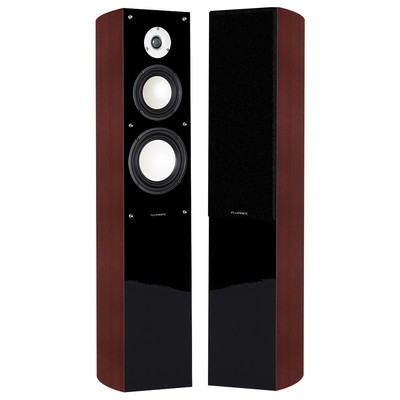 Fluance XL5F High Performance Three-way Floorstanding Tower Speakers for Home Theater & Music Systems (061783263969)