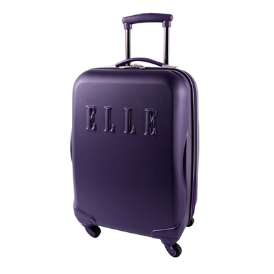 ELLE ABS Hardside Carry-on  Luggage