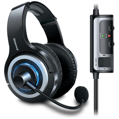 dreamGEAR Prime Gaming Headset with Microphone for PS4