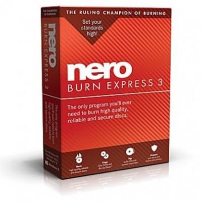 Nero Burn Express 3 Bilingual