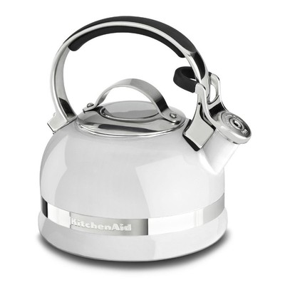 KitchenAid 2-Quart Stovetop Kettle - White