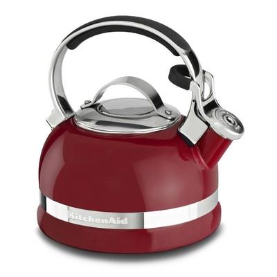 KitchenAid 2-Quart Stovetop Kettle - Empire Red