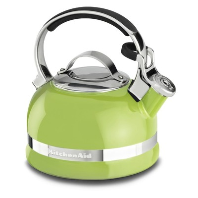 KitchenAid 2-Quart Stovetop Kettle - Sunkissed Lime