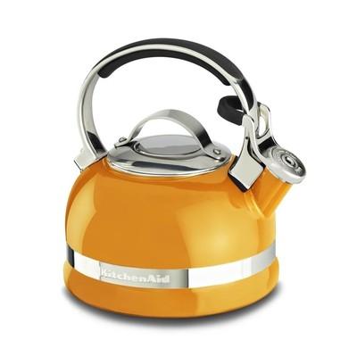 KitchenAid 2-Quart Stovetop Kettle - Mandarin Orange