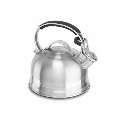 KitchenAid Tea Kettle - Stainless Steel - 2 qt