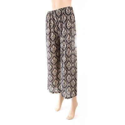 Luxanne Sleeping Cat Loose Pants One Size
