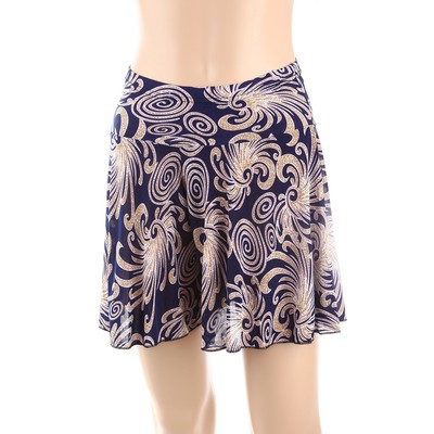 Luxanne Sleeping Cat Loose Shorts One Size