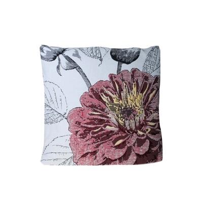 Blossom Daisy Print Cushion & Filler