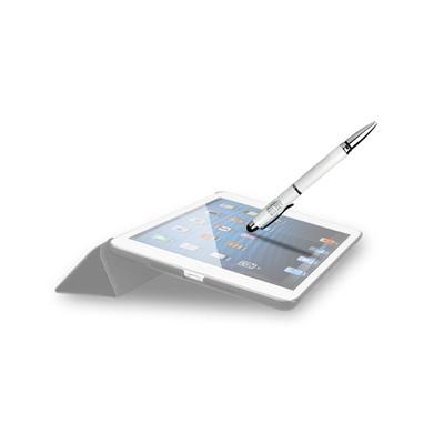 Adesso CyberPen 301 3-in-1 Stylus Pen -White